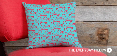 Introducing the Everyday Pillow